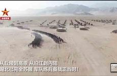 Hàng ngàn lính Trung Quốc lên vùng cao giữa đụng độ Trung - Ấn