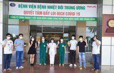 Thêm 6 người mắc Covid-19 khỏi bệnh, Việt Nam còn bao nhiêu ca dương tính?