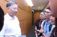 Bộ trưởng Tô Lâm nói về Đoàn Cảnh sát cơ động kỵ binh
