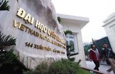 295 triệu USD để nâng chất ĐH Quốc gia Hà Nội, ĐH Quốc gia TP HCM và ĐH Đà Nẵng