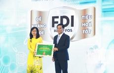 NutiFood dẫn đầu về nhãn hàng sữa trẻ em tại Việt Nam