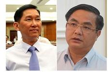 [Infographic] 'Quan lộ' của ông Trần Vĩnh Tuyến và ông Trần Trọng Tuấn