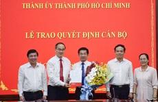 Ông Dương Ngọc Hải giữ chức Chủ nhiệm Ủy ban Kiểm tra Thành ủy TP HCM