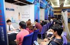 Hội chợ việc làm dành cho lao động EPS và IM Japan