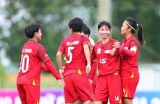 Giải Bóng đá Nữ Cúp Quốc gia 2020: CLB TP HCM, Hà Nội 1 Watabe và Hà Nội II Watabe giành chiến thắng ngày ra quân