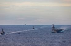 Mỹ ra đòn ngoại giao mạnh mẽ về biển Đông