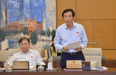 Quốc hội dự kiến chất vấn trực tuyến các 'tư lệnh' ngành