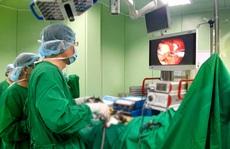 Ca mổ '2 trong 1' giúp bệnh nhân tránh được cuộc đại phẫu