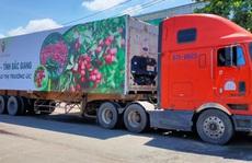 Cước vận tải làm khó nông sản