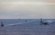 Sức ép gia tăng lên tham vọng biển của Trung Quốc