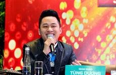 Tùng Dương nhận lời chấm đêm chung kết Giọng hát hay Hà Nội