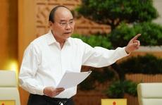 Thủ tướng trực tiếp làm Trưởng đoàn kiểm tra giải ngân vốn đầu tư công tại TP HCM, Đồng Nai