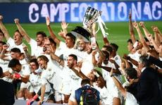 Lập kỷ lục 10 chiến thắng liên tiếp, Real Madrid vô địch La Liga