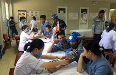 Hà Tĩnh: Chăm lo sức khỏe cho công nhân - lao động
