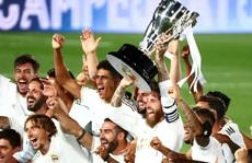 Real Madrid và cuộc đổi ngôi ngoạn mục La Liga