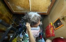 Cận cảnh cuộc sống trong căn nhà siêu nhỏ ở quận 1