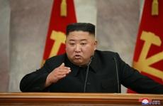 Chủ tịch Kim Jong Un chủ trì họp bàn về gia tăng răn đe chiến tranh