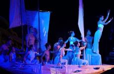 'Mekong show' - cách làm mới của xiếc công lập