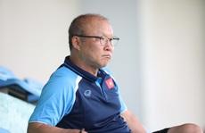 HLV Park Hang-Seo để ngỏ việc chọn Đoàn Văn Hậu tại SEA Games 31