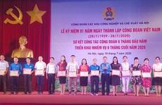 Hà Nội: Hơn 1.000 cuộc tư vấn về pháp luật cho người lao động