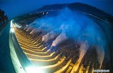 Đợt lũ thứ hai tràn về, nước hồ chứa đập Tam Hiệp cao kỷ lục