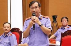 VKSND Tối cao sẽ kiến nghị xem lại quyết định giám đốc thẩm vụ án Hồ Duy Hải