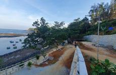 Công viên địa chất Lý Sơn - Sa Huỳnh: 'Vẽ' cho hoành tráng, nguy cơ mất trắng