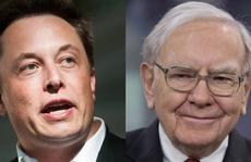 Kiếm 6,1 tỉ USD trong một ngày, Elon Musk vượt mặt Warren Buffett