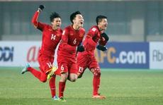 Chiều cao người Việt đã được cải thiện, dẫn chứng là các cầu thủ U23