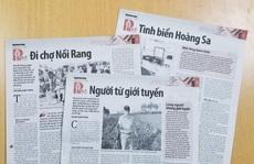 Chiều nay, Báo Người Lao động trao giải cuộc thi viết phóng sự - ký sự và ảnh 'Nét đẹp lao động'