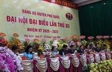 Khai mạc Đại hội Đảng bộ huyện đảo Phú Quốc