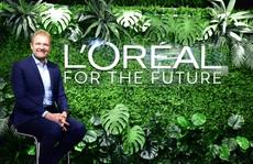 L'Oréal công bố mục tiêu phát triển bền vững đến 2030