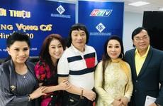 NSND Minh Vương choáng ngợp trước cuộc hội ngộ 15 năm 'Chuông vàng vọng cổ'