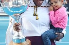 Mới cai sữa, con gái của Williams đã sở hữu đội bóng đá chuyên nghiệp