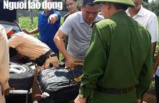 CSGT nổ súng truy bắt 2 đối tượng vận chuyển 200 kg ma túy đá xuống TP HCM