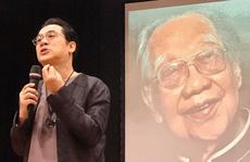 Nghệ sĩ Kim Cương, Thành Lộc xúc động trong kỷ niệm ngày sinh cố giáo sư Trần Văn Khê
