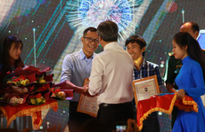 Báo Người Lao Động đoạt giải Nhất Giải Báo chí Huỳnh Thúc Kháng