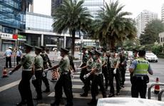 Trung Quốc tuyên bố không bỏ qua việc Mỹ phá khóa tổng lãnh sự quán ở Houston