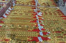 Giá vàng hôm nay 28-12: Vàng SJC lại tăng sốc