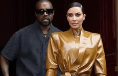 Bêu xấu Kim Kardashian thậm tệ, Kanye West cầu xin vợ tha thứ