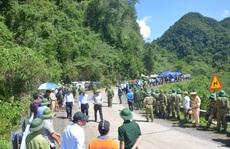 Cận cảnh vụ tai nạn thảm khốc ở khu vực VQG Phong Nha – Kẻ Bàng (Quảng Bình) khiến ít nhất 13 người tử vong