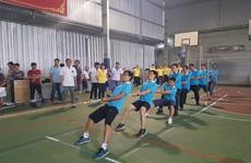 Hội thao vui khỏe cho CNVC-LĐ