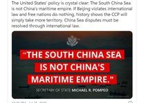 Ngoại trưởng Mỹ: Nếu không làm gì, Trung Quốc sẽ chiếm thêm lãnh thổ