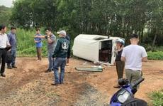 Tai nạn liên hoàn trên đường Hồ Chí Minh, nhiều xe bẹp dúm