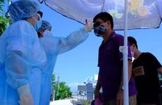 Bệnh nhân mắc Covid-19 ở Quảng Ngãi sốt nhẹ