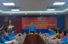 Lãnh đạo Tổng LĐLĐ Việt Nam gặp mặt 10 cán bộ Công đoàn nhận Giải thưởng Nguyễn Văn Linh lần thứ II-2020