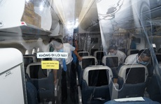 Bên trong chuyến bay đặc biệt đón 120 bệnh nhân Covid-19 từ Guinea Xích đạo về nước