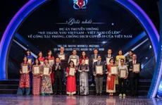 Báo Người Lao Động đoạt Giải thông tin đối ngoại lần thứ VI