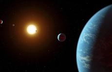 Phát hiện siêu trái đất 'cải trang' kỳ lạ, hy vọng ở được