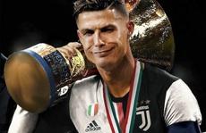 Tâng bốc Ronaldo quá lố, FIFA muối mặt gỡ 'tút' trang chủ